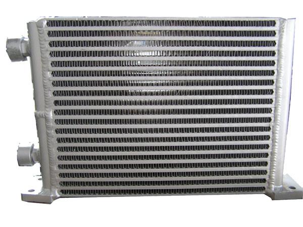 Пластинчато ребристый теплообменник для вентиляции теплообменник парогенератора